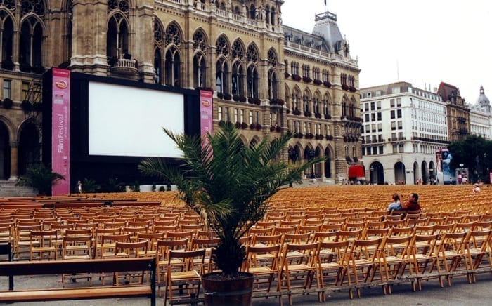 the film fund outdoor film festival