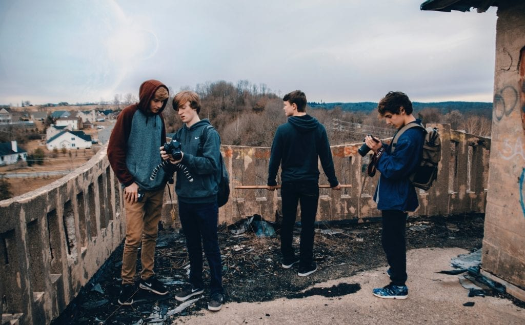 indie filmmakers location scouting