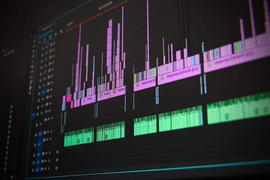 adobe premiere layers tracks
