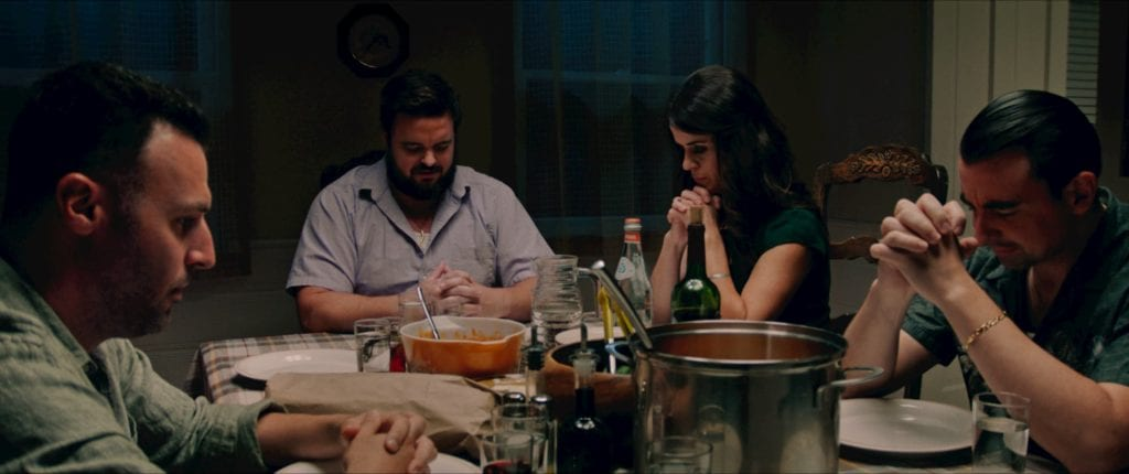 don fanelli sunday dinner short film family