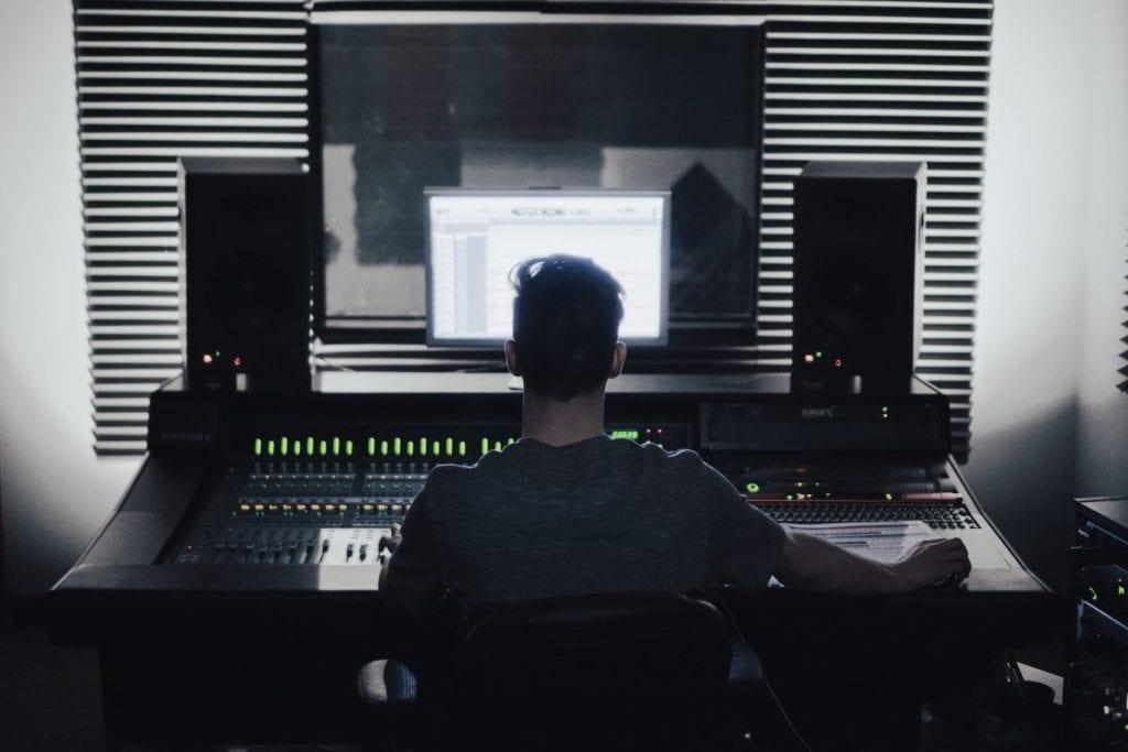 short film post production sound designer