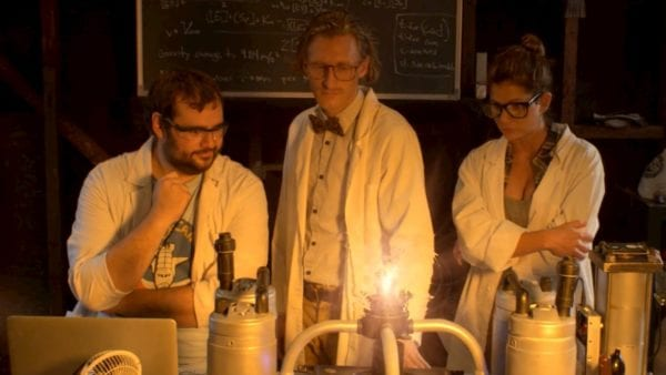 the constant short film scientists