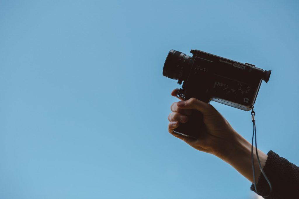 Film Student Camera