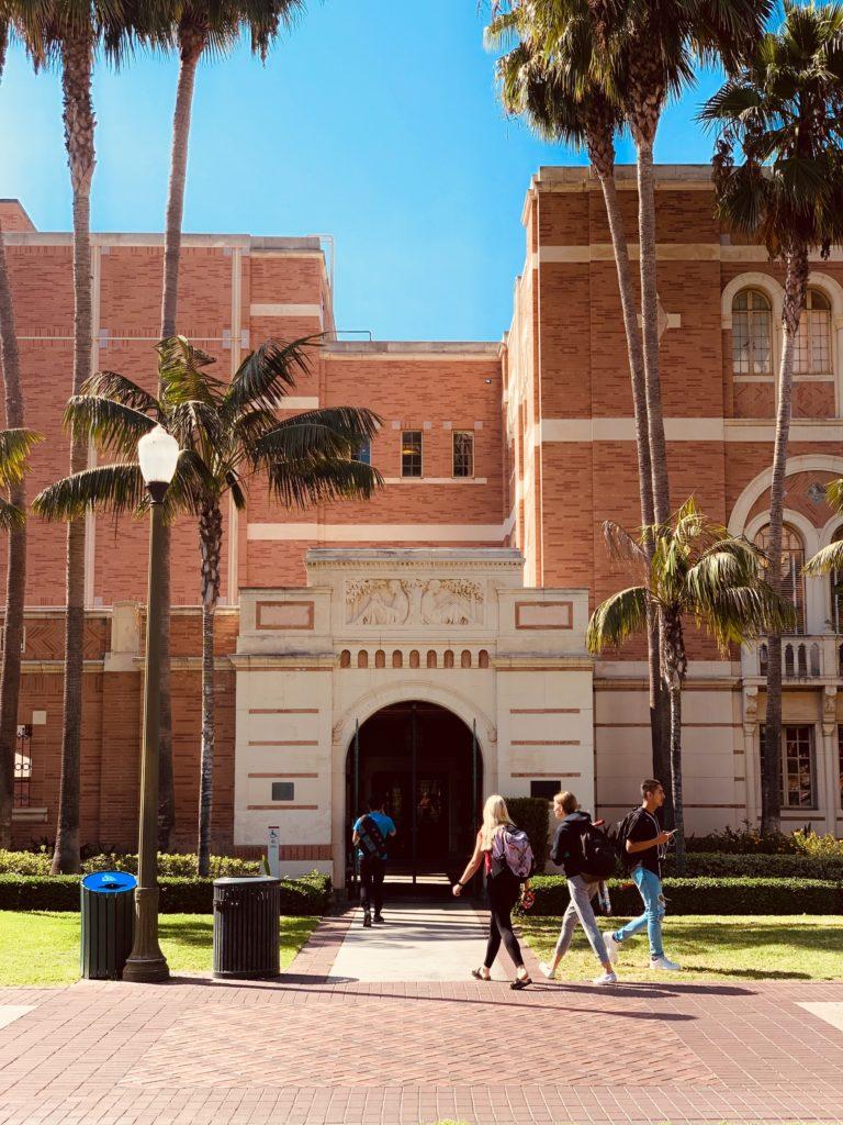 USC Film School Campus