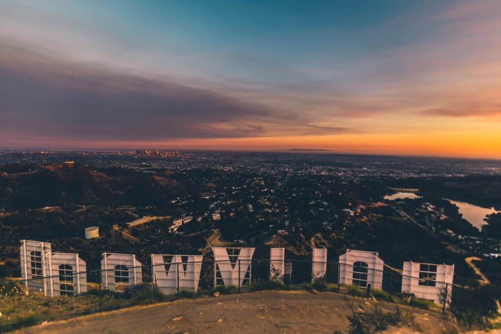 hollywood sign independent film