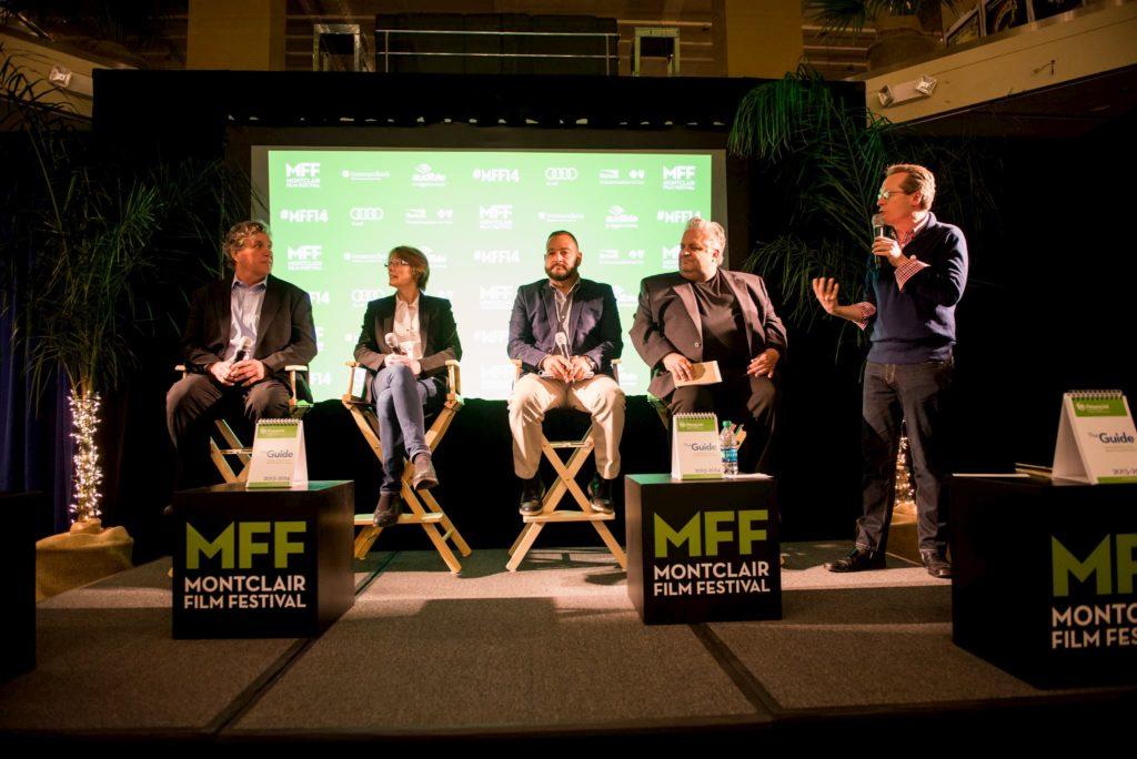 montclair film festival panel discussion