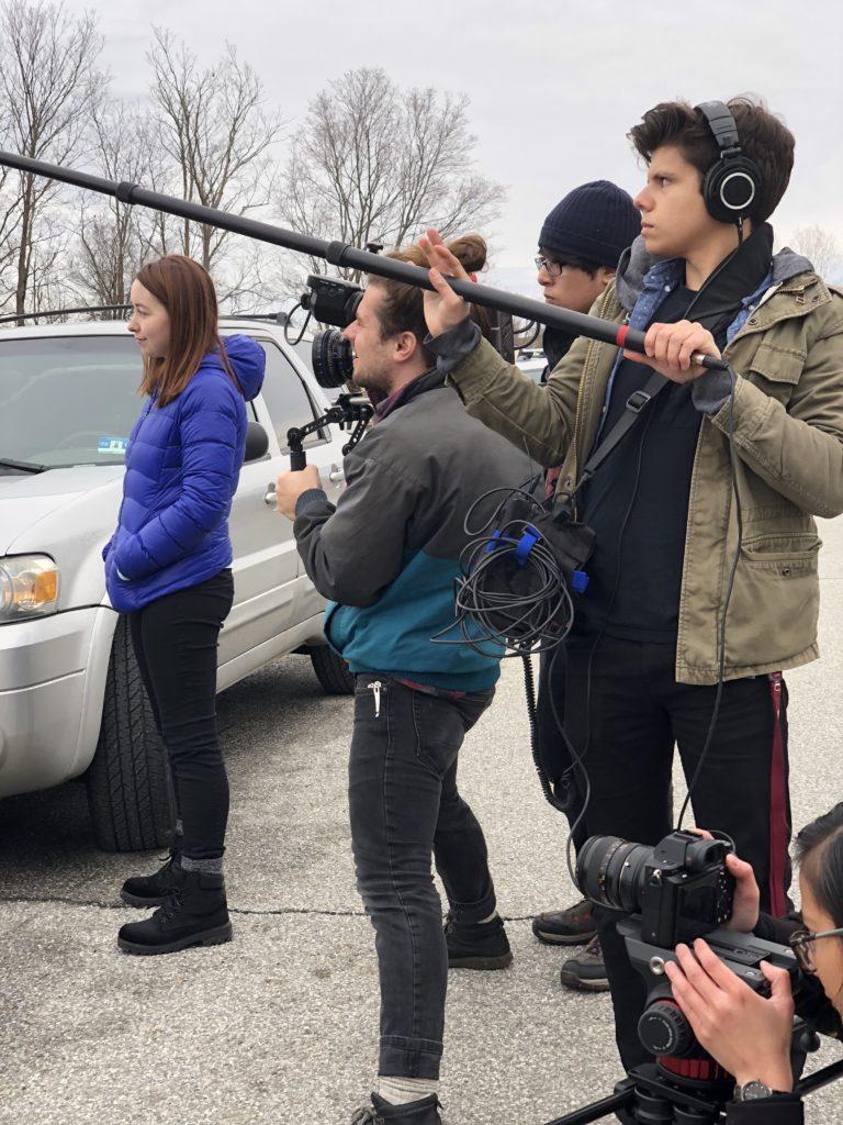 Funded Filmmaker