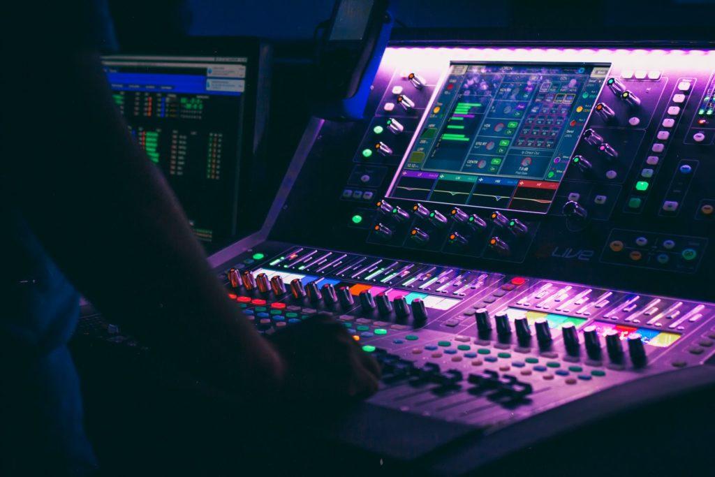 Creating a sound bridge