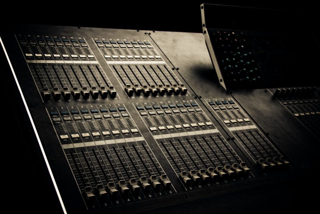 Sound Board Techonology