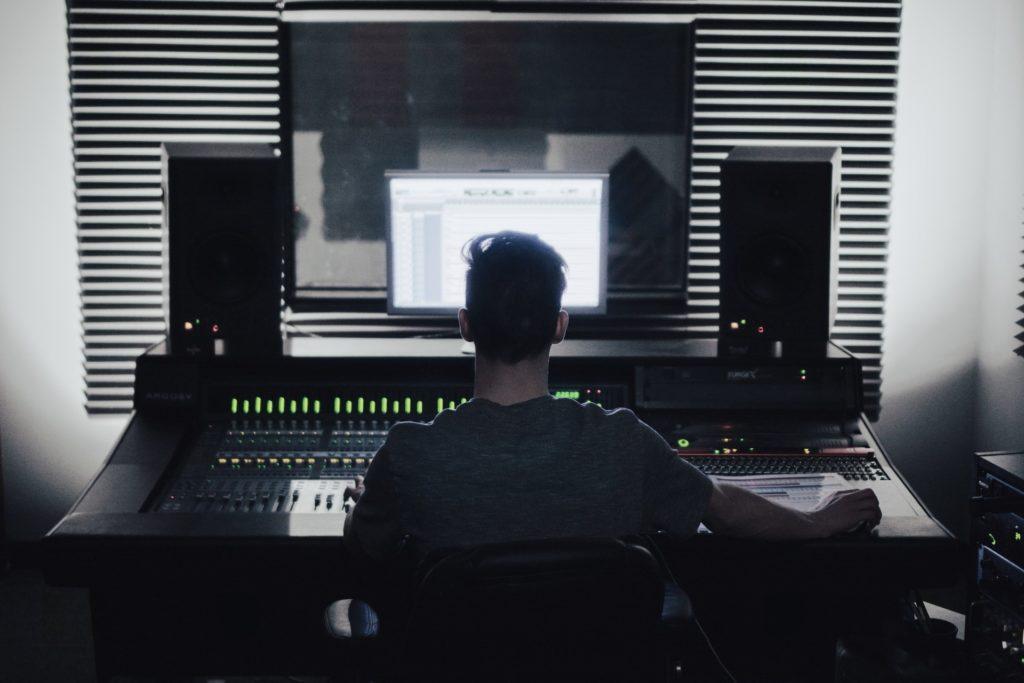 Electronic Film Scoring and sound design