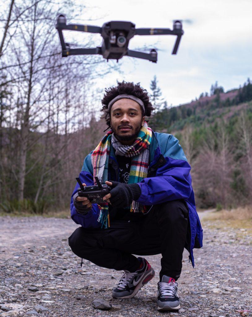 Drone Piloting