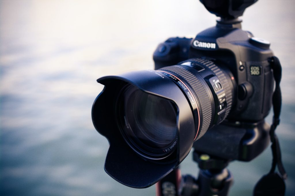 camera for film school