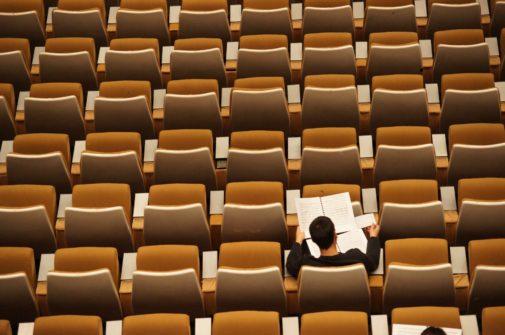 film school lecture