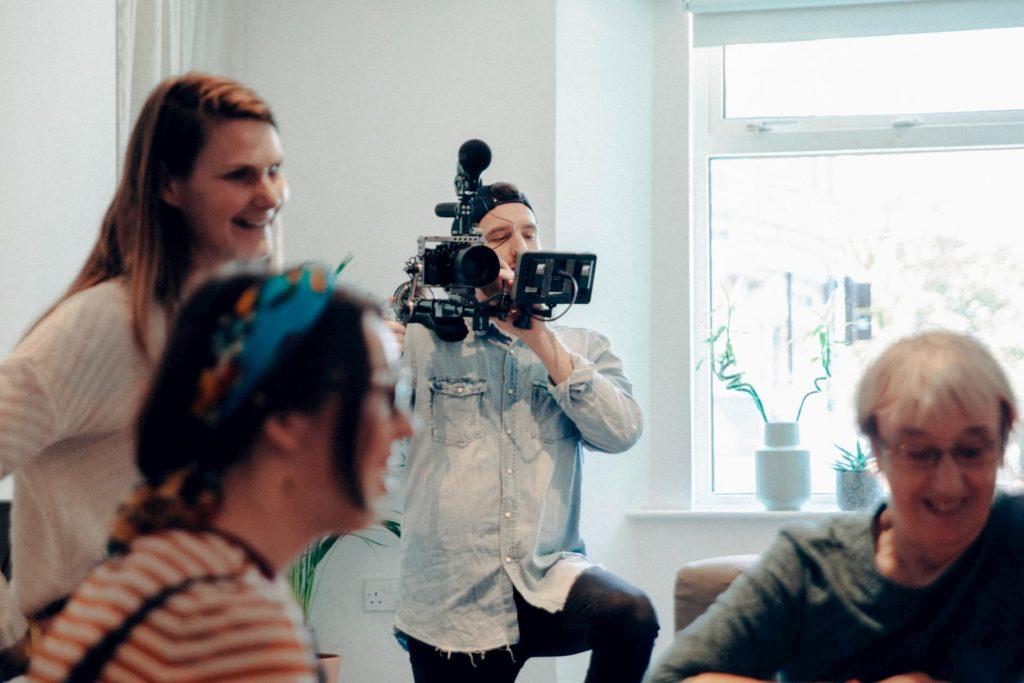 Film production set