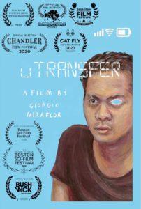 Giorgio's uTransfer poster