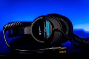 sony mdr headphones the film fund sound design