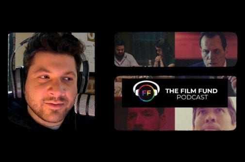 the film fund podcast episode 8 featured image
