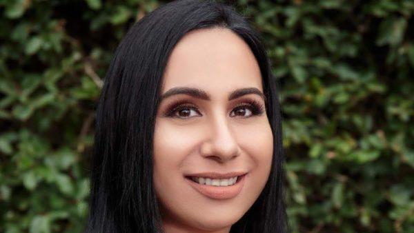 Izabella Amar the film fund winner filmmaker short film