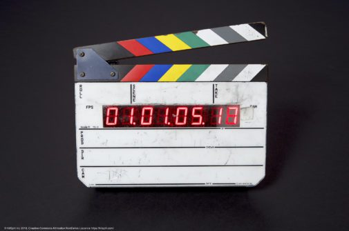 film clapperboard timecode slate runtime short film length the film fund