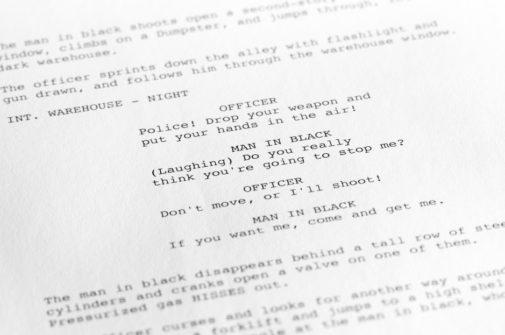 screenplay format the film fund short film funding
