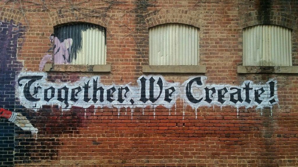 """together, we create"" film fund"