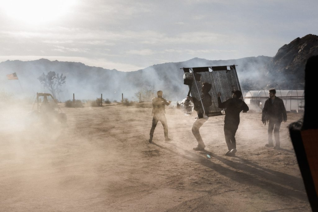 filming in the desert the film fund