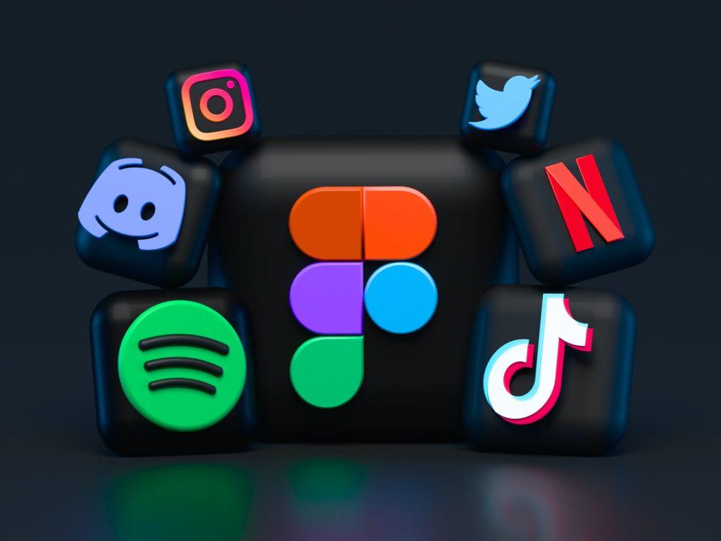 social media logos the film fund